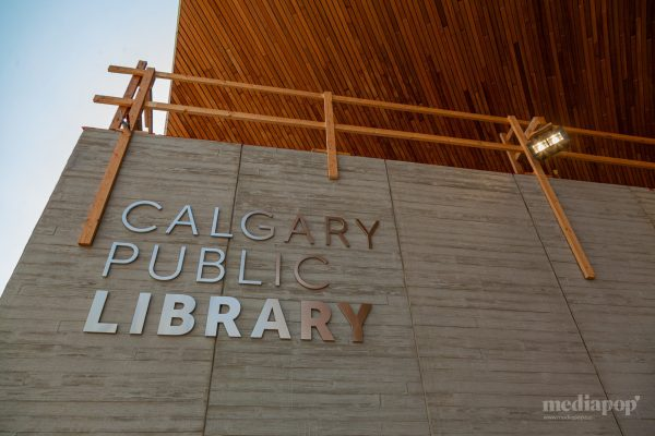 New Central Library Photography MEDIAPOP