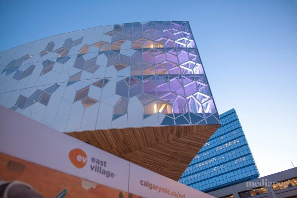 New Central Library Photography Calgary MEDIAPOP