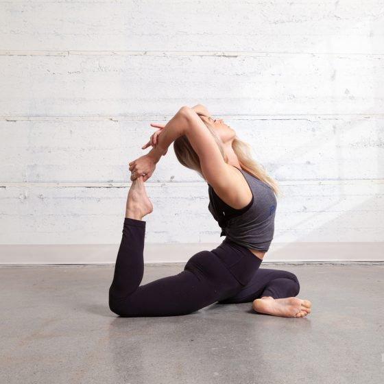 Portrait Photography Yoga Studio Passage Calgary MEDIAPOP Films