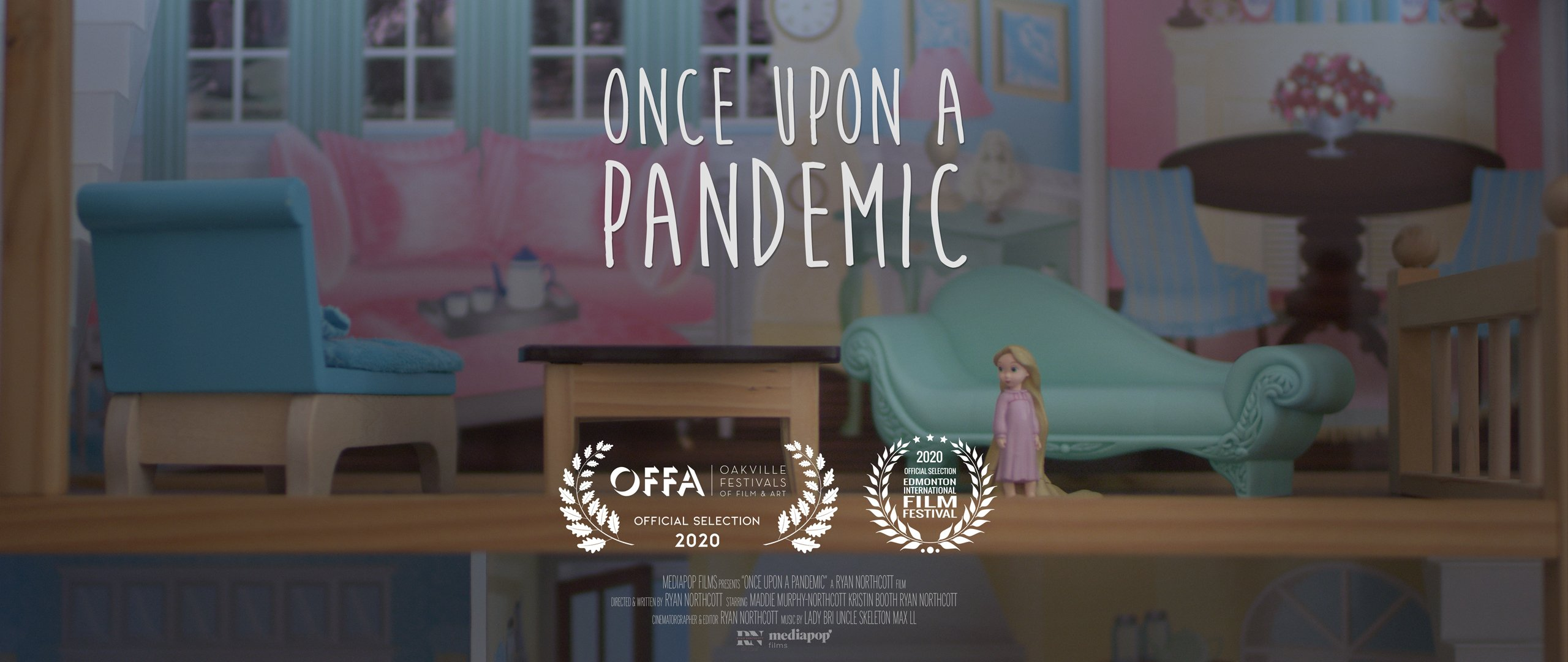 Once Upon a Pandemic Film Poster